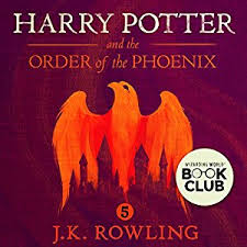 Harry Potter And The Order of Phoenix Audiobook