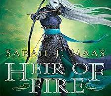 Heir of Fire Audiobook