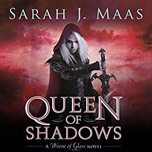 Queen of Shadows Audiobook