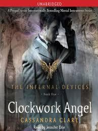 clockwork angel audiobook