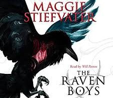 the raven boys audiobook