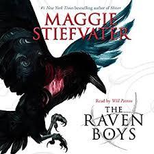 the raven boys audiobook