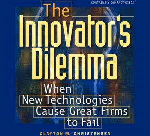The Innovator's Dilemma Audiobook