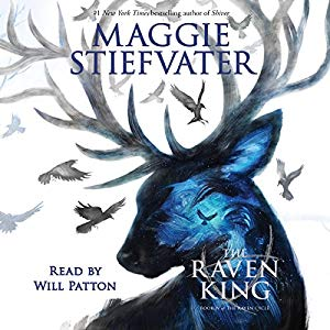 The Raven King Audiobook
