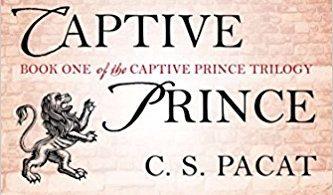 captive prince audiobook