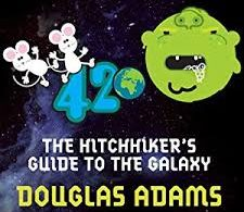 Hitchhiker's Guide To The Galaxy Audiobook