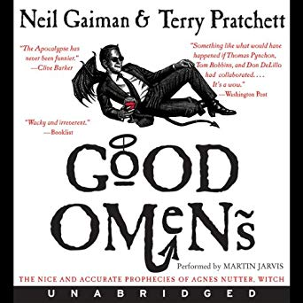 Listen][Download] Good Omens Audiobook - By Neil And Terry Pratchett
