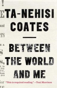 between the world and me audiobook