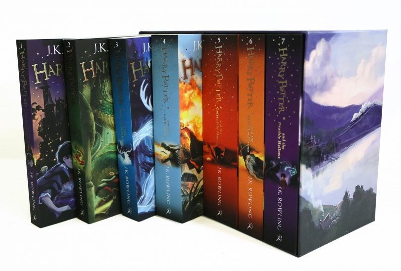 Harry Potter Audiobooks