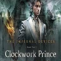 Clockwork Prince Audiobook