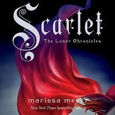 Scarlet Audiobook