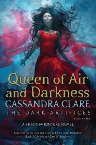The Queen of Air and Darkness Audiobook