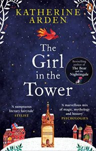 The Girl In The Tower Audiobook