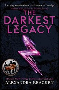 the darkest legacy audiobook
