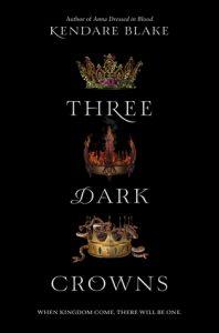 three dark crowns audiobook