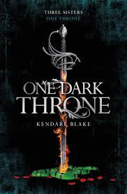 One Dark Throne Audiobook