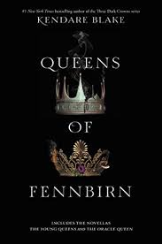 Queens of fennbirn audiobook