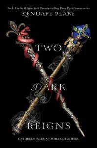 two dark reigns audiobook