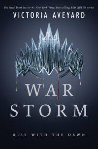 war storm audiobook