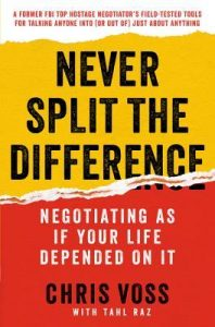 never split the difference audiobook free