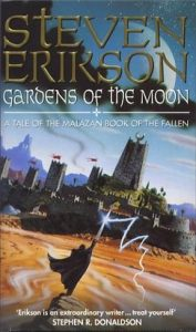 gardens of the moon audiobook